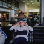 Random image: 2002/07/26 - Dan and the hats
