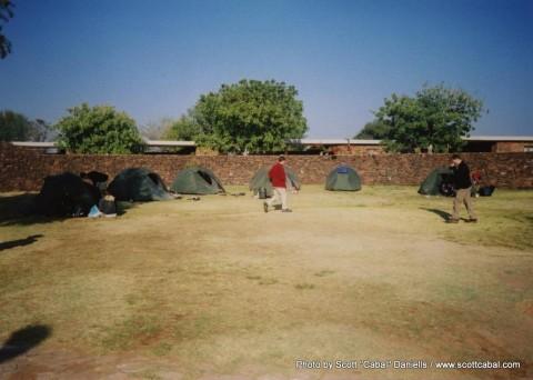 Hardap Campsite