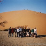 Random image: 2002/08/09 - Our group at Dune 45