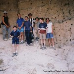 Random image: 2002/08/09 - In Sesreim Canyon