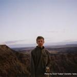 Random image: 2002/08/12 - Me at Fish River Canyon