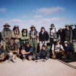 Random image: 2002/08/13 - Start of Fish River Canyon trek