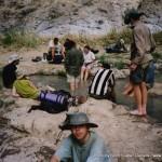 Random image: 2002/08/14 - Hot Springs in Fish River Canyon