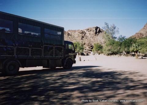 The Truck / campsite
