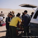 Random image: 2002/08/20 - Picnic after Dune Boarding