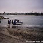 Random image: 2002/08/21 - Our boat in Swakopmund Harbour