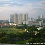 Random image: 2007/06/14 - View from my hotel room in Singapore