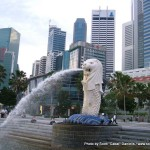 Random image: 2007/06/14 - Merlion, Singapore
