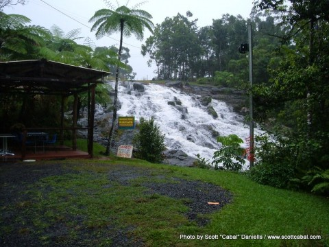 Mungali Falls