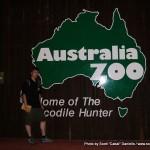 Random image: 2007/06/22 - Me at Australia Zoo