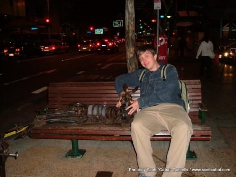 Me in Brisbane