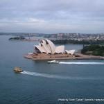 Random image: 2007/06/25 - Overlooking Sydney Harbour