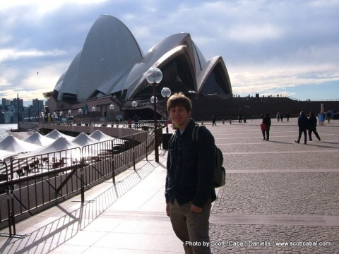 Me and the Opera House