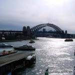 Random image: 2007/06/27 - Overlooking Circular Quay