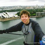 Random image: 2007/06/25 - Bridge Climb, Sydney