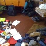 Random image: 2009/08/19 - Packing for Africa