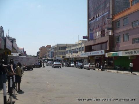 Nakuru Town
