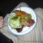 Random image: 2009/08/23 - Dinner