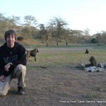 Random image: 2009/08/24 - Me and Baboons