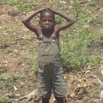 Random image: 2009/08/25 - Ugandan kid