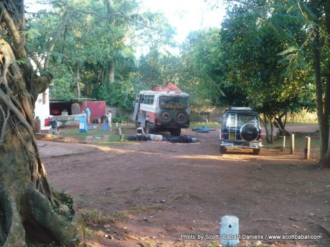 Red Chilli Campsite, Kampala