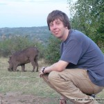 Random image: 2009/08/28 - Me and a Warthog