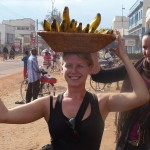 Random image: 2009/08/29 - Janneke the banana girl