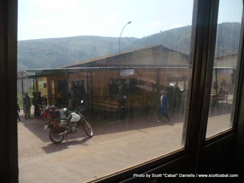 Rwandan Border Controls