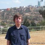 Random image: 2009/08/30 - Me in Kigali