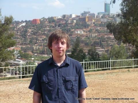 Me in Kigali