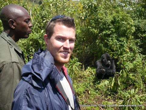Trip and a Gorilla