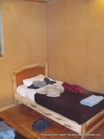 My room in Eldoret