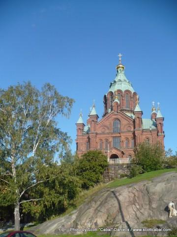 Helsinki Orthodox Cathedral