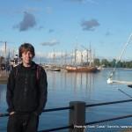 Random image: 2009/09/17 - Me in Helsinki