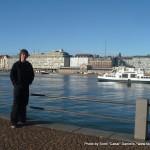 Random image: 2009/09/18 - Me in Helsinki