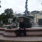 Random image: 2009/09/18 - Relaxing in Helsinki