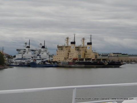 Helsinki Icebreaker Fleet