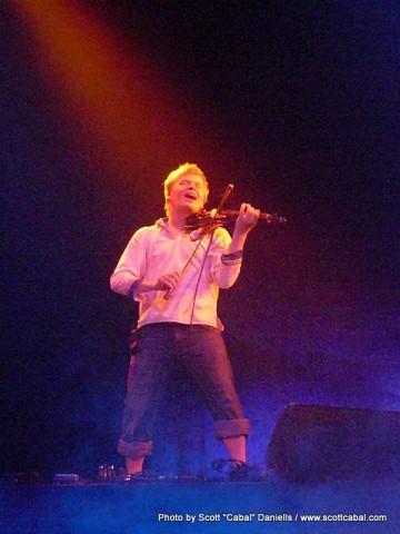 Pekko Kuusisto as a guest musician