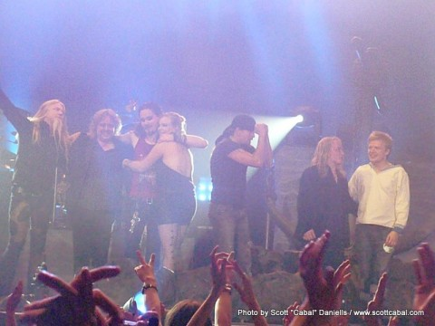 Nightwish at the end