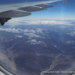 Random image: 2010/10/06 - Tibet from the air