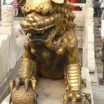 Random image: 2010/10/07 - Forbidden City Lion