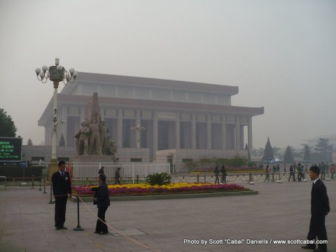 Mausoleum of Mao