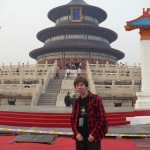 Random image: 2010/10/08 - Me at the Temple of Heaven