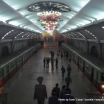 Random image: 2010/10/10 - Pyongyang Metro