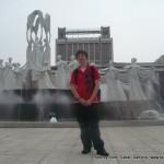 Random image: 2010/10/10 - Me in Pyongyang