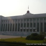 Random image: 2010/10/10 - North Korean Parliament