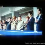 Random image: 2010/10/10 - Kim Jong-il on TV