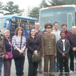 Random image: 2010/10/11 - Our group at the DMZ