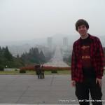 Random image: 2010/10/11 - Me in Kaesong