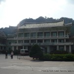 Random image: 2010/10/13 - Our hotel at Mt Myohyang